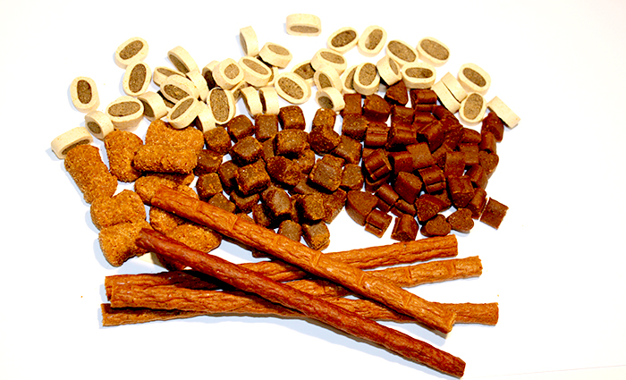 nutrapet systems produkte - nutrasnack Snacks & Sticks Tierfutter Tiernahrung